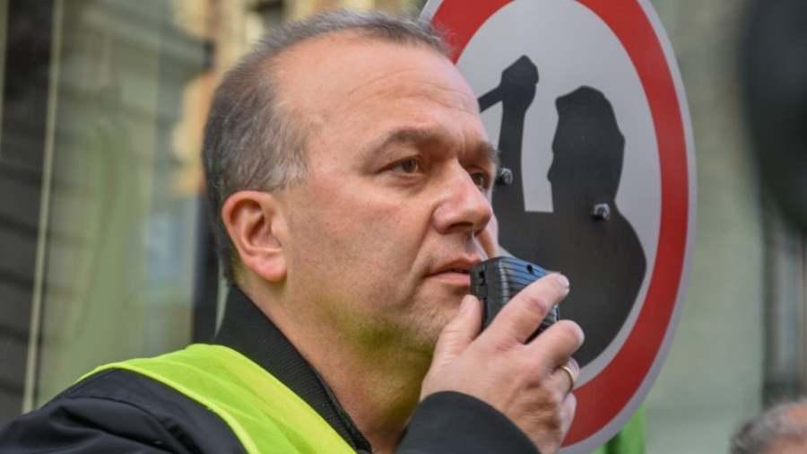 Gaudi szerint jogellenesen járt el a rendőrség a Dohány utcában a kegyeleti megemlékezőkkel szemben
