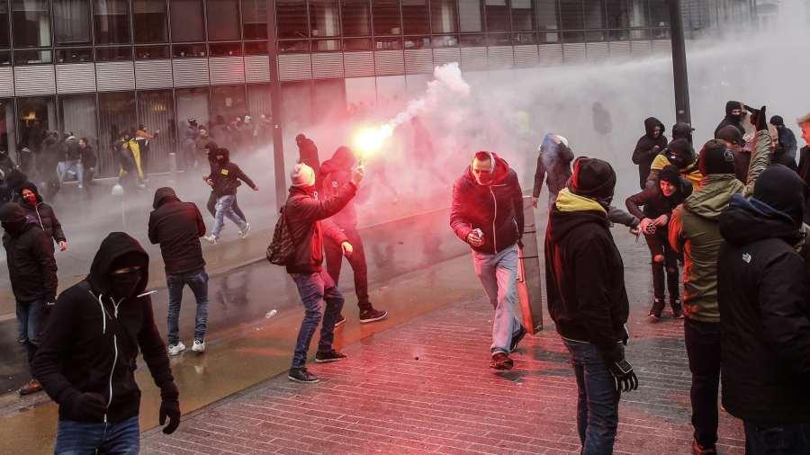 Egy kint dolgozó magyar levele: Antwerpenben meghaladta a migránsok száma a lakosság 50 százalékát
