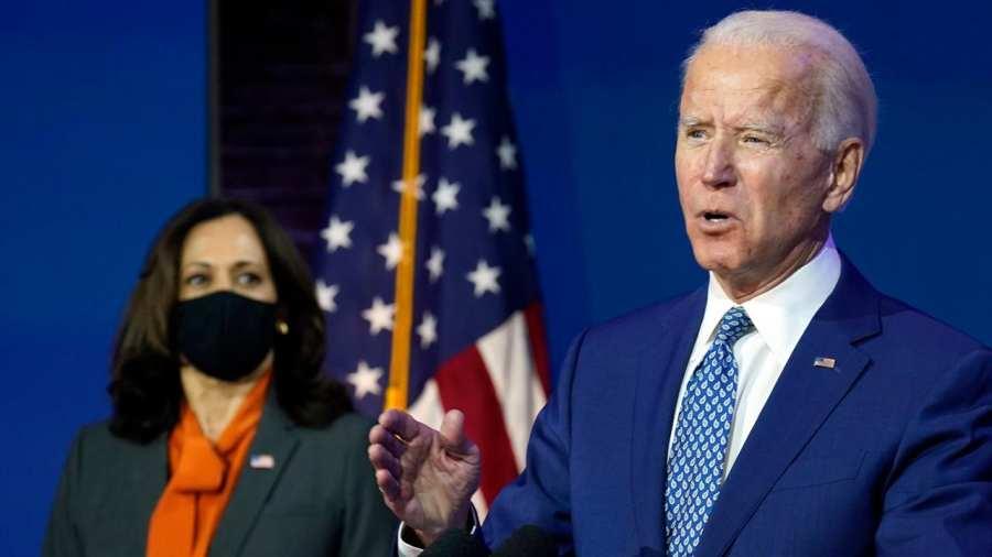 Joe Biden beiktatása a sötét oldal győzelme