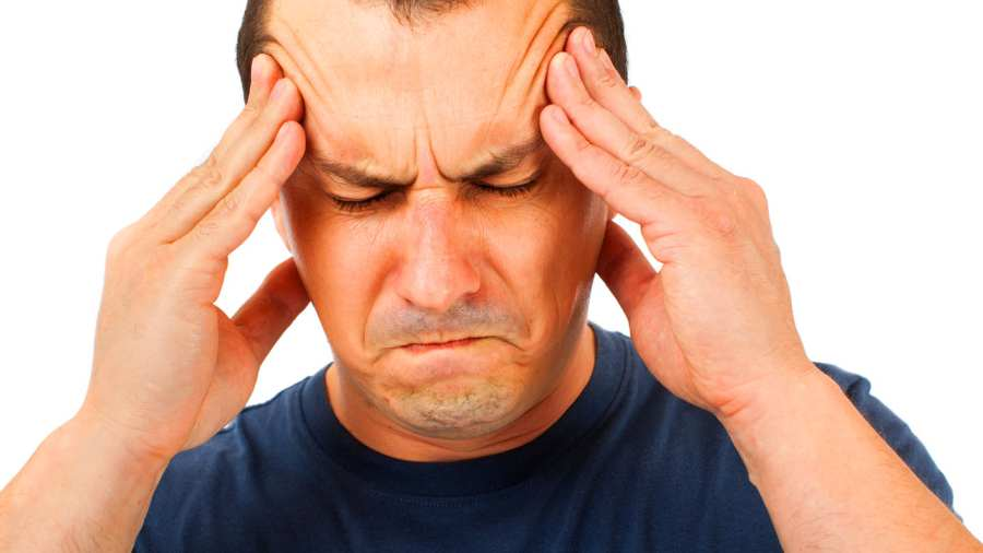 Ne szólj szám, már így is épp eléggé fáj a fejem!