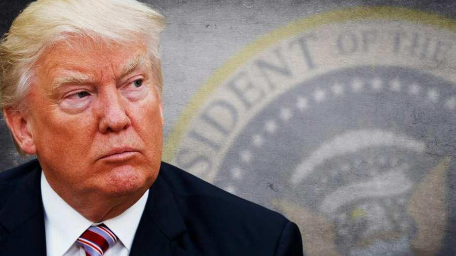 Trump elnök kálváriája