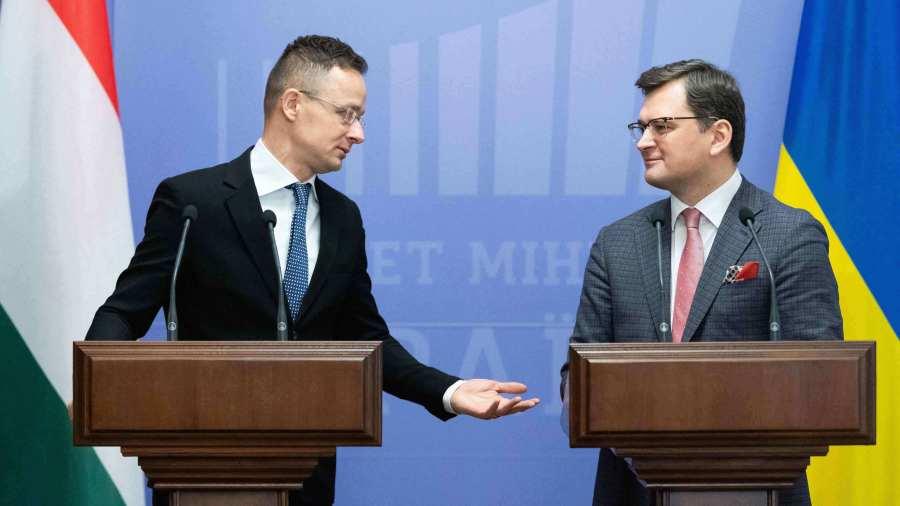 Fenyegető levelet kapott több ukrajnai magyar diplomáciai képviselet és kárpátaljai intézmény
