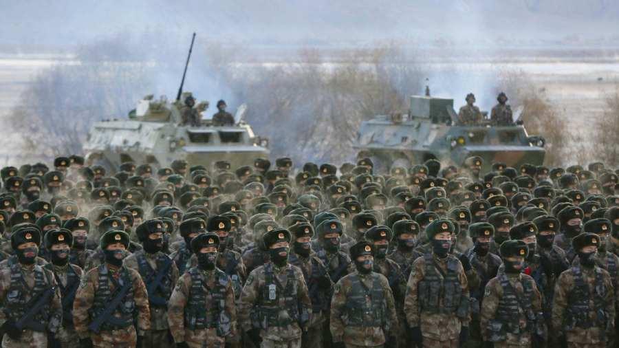 A kínai elnök parancsba adta a hadseregnek, hogy harcra készen álljon