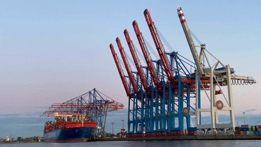 Az elmúlt 16 év legalacsonyabb szintjére esett az orosz-német kereskedelmi kapcsolat