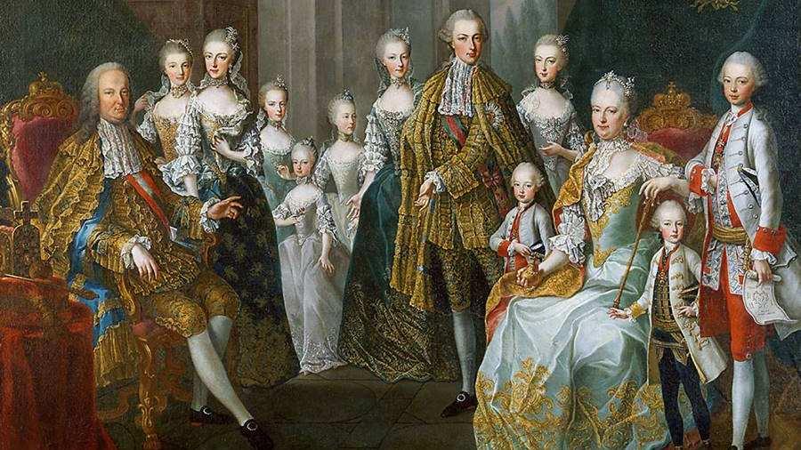 A Habsburg évszázadok, negatív pillanatai - Mindenben keresd a nőt? NEEM! Mindenben keresd a pénzt!