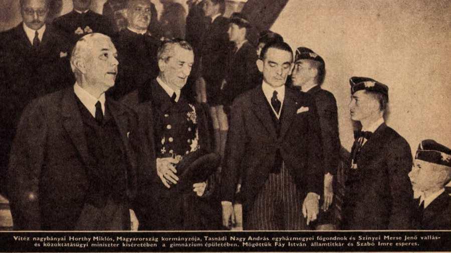 Istentiszteleten emlékeznek meg Horthy Miklós kormányzó úr halálának 64. évfordulójáról