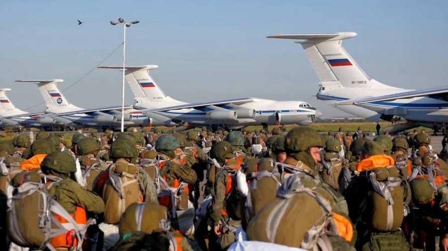 Donbassz, Oroszország