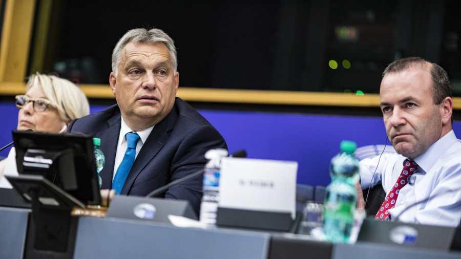 Orbán Viktor: Manfred Weberéknek a járvány idején az EPP-képviselőcsoport szabályainak felülvizsgálata a legsürgetőbb feladat