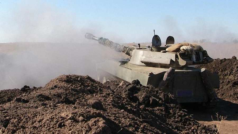 Egyre puskaporosabb a levegő a Donbasszban