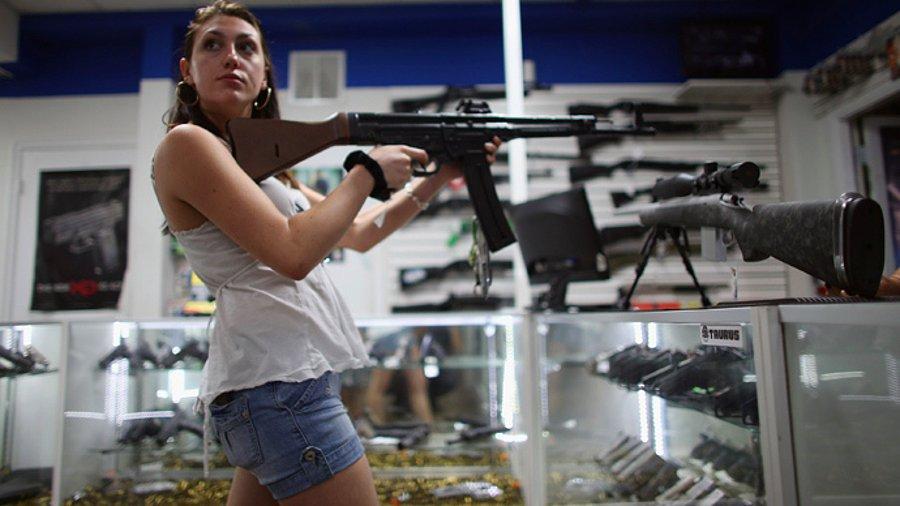 Hihetetlen tempóban fegyverkezik az amerikai lakosság