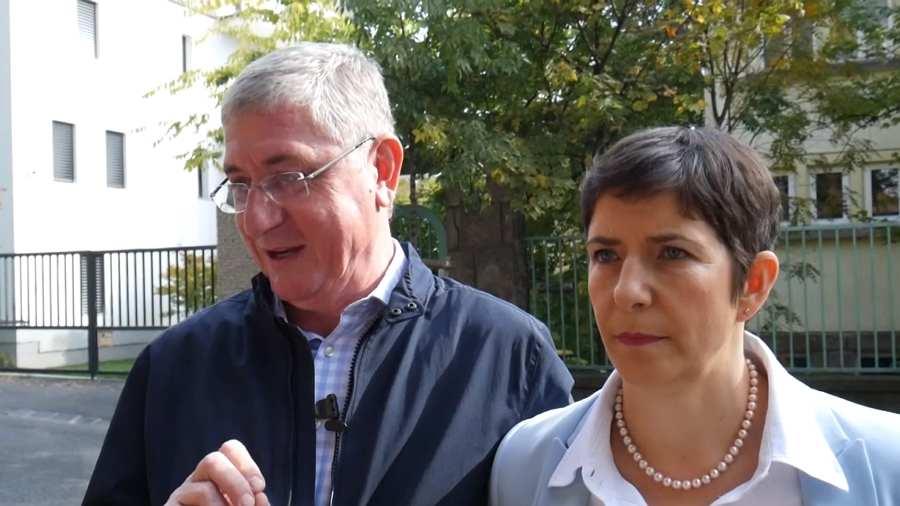 Gyurcsány Ferenc és Dobrev Klára