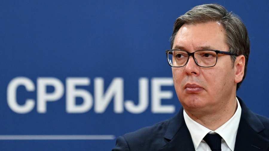 Saját belügyminisztériumának emberei hallgatták le a szerb elnököt