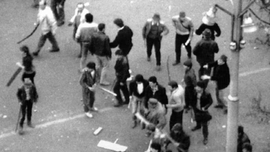 Marosvásárhely 1990. március