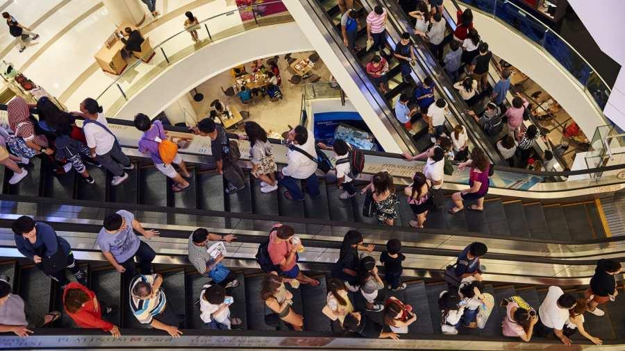 """El fogják érni a """"népek"""", hogy bezárják bevásárlóközpontokat"""