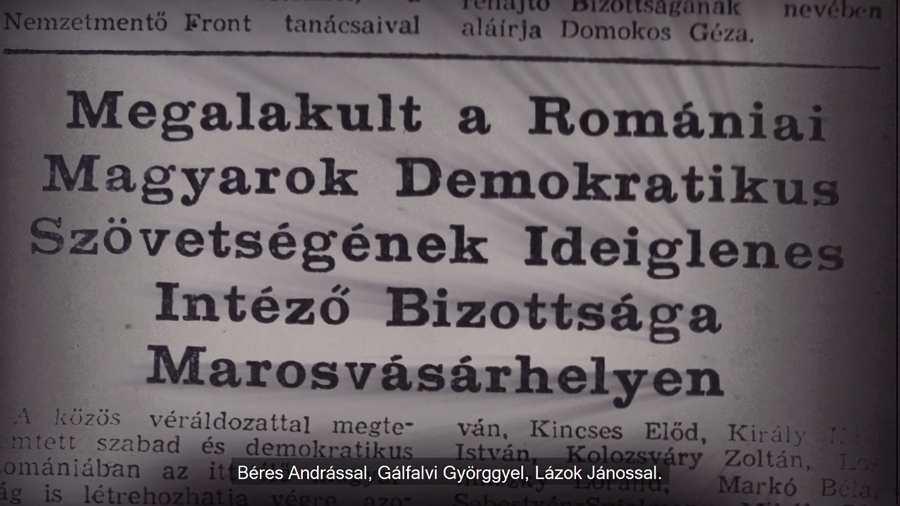 Kónya-Hamar Sándor: Számadás és szembesülés?!