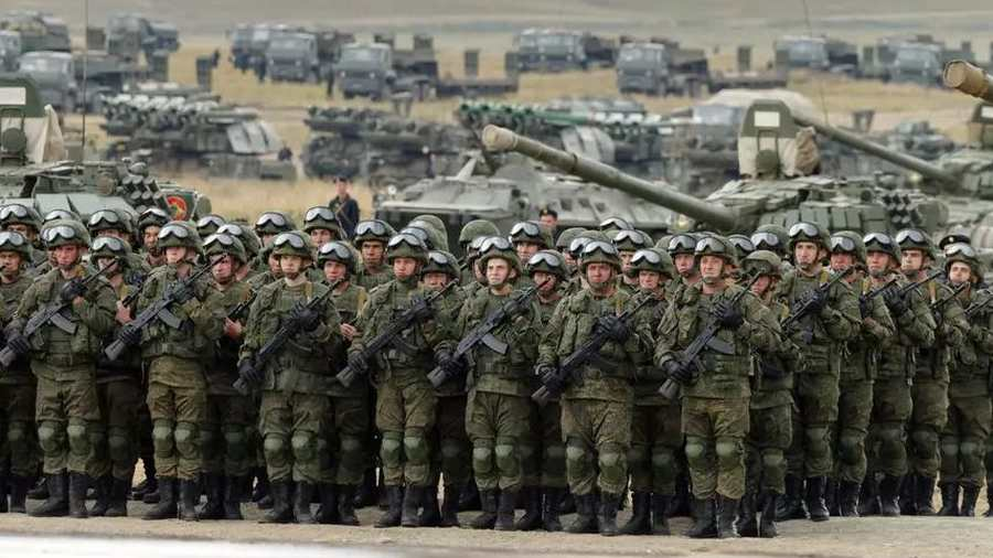 már nyolcvanezer orosz katona van az ukrán határnál