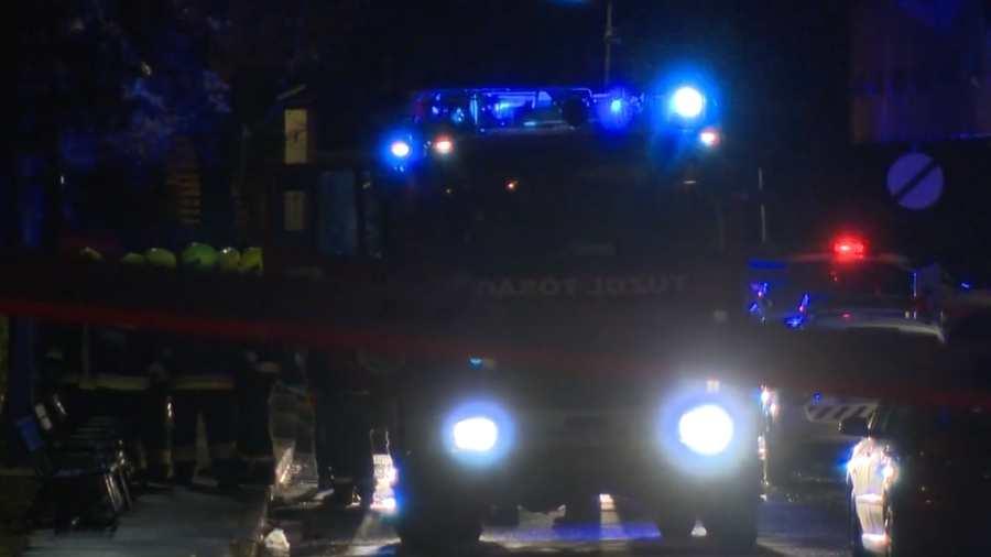 Tűz volt a fővárosi Szent Margit Kórházban, egy ember meghalt